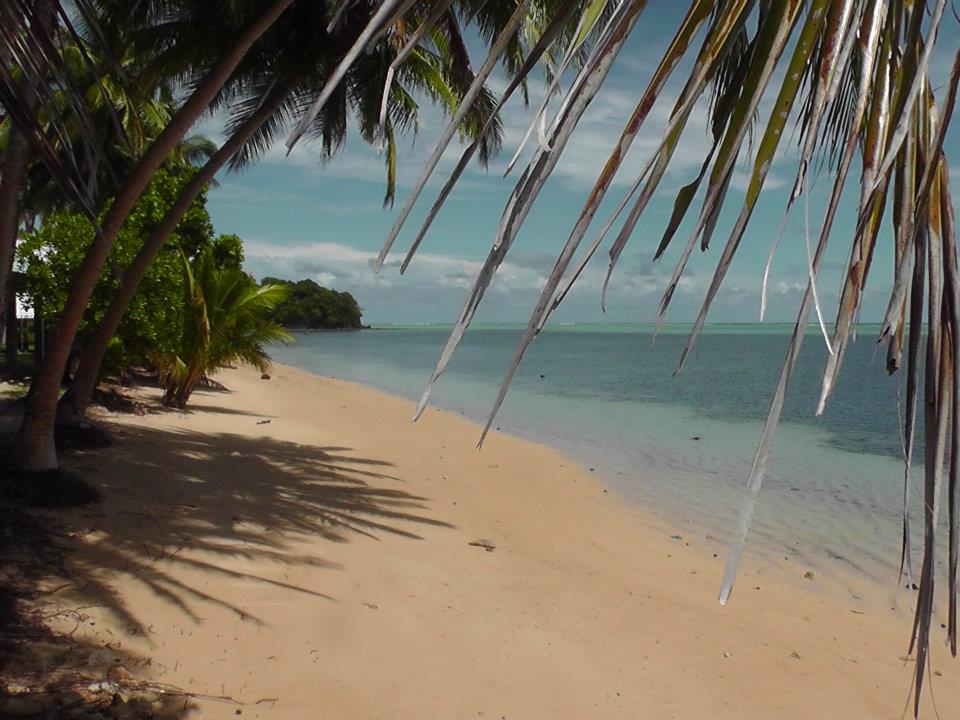 Sun, sand, and unbelievable diving in Palau
