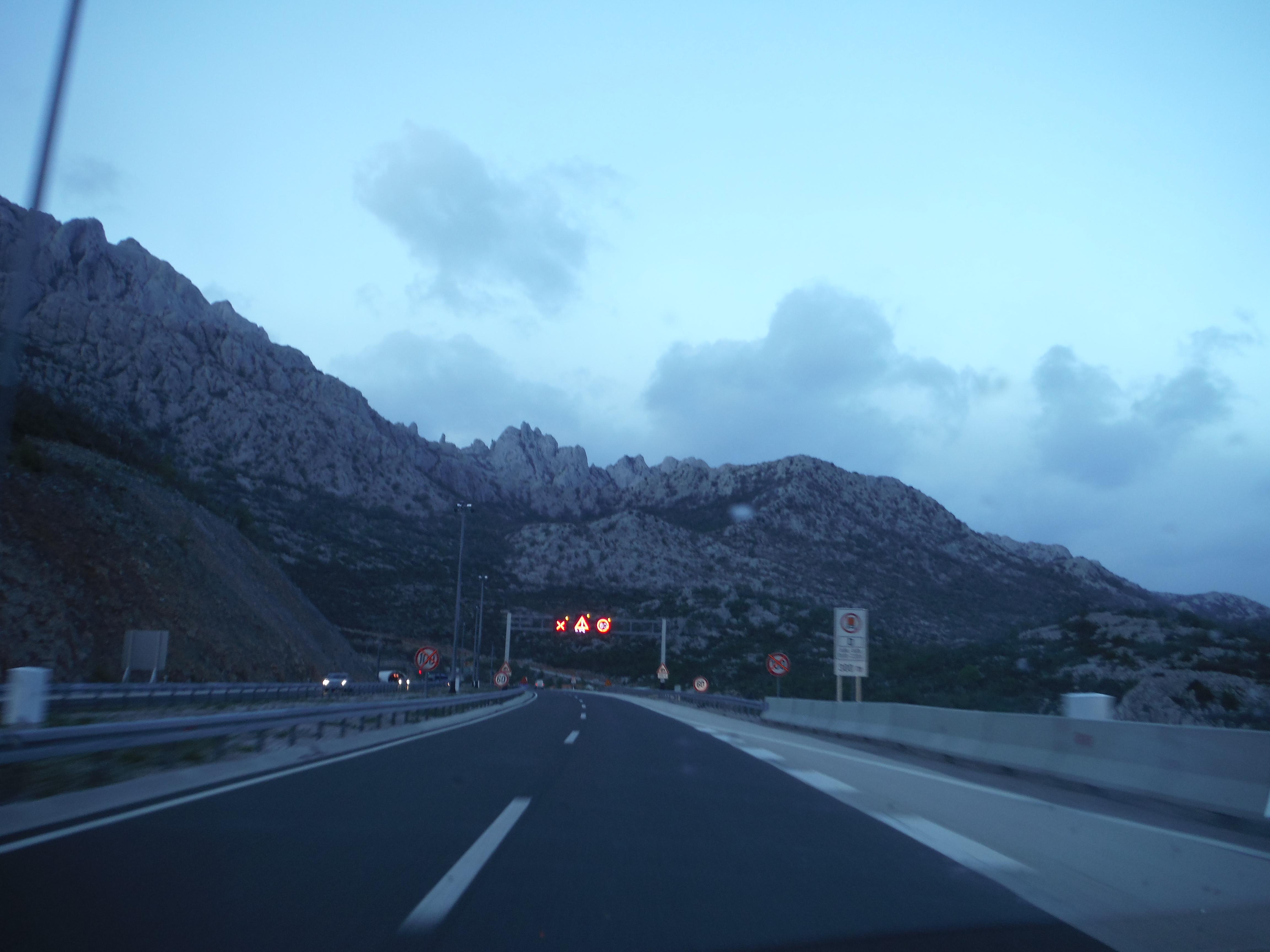 croatian highway