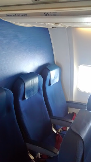 Picture of Seat 31B