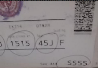 You really don't want a boarding pass with this designation