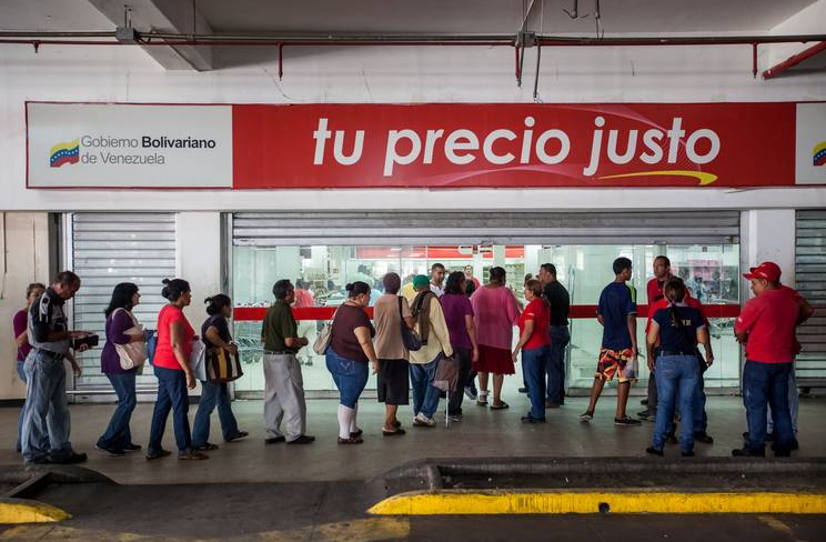 venezuela government store