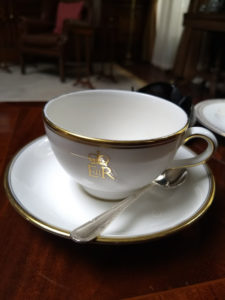 St. Helena queen's china