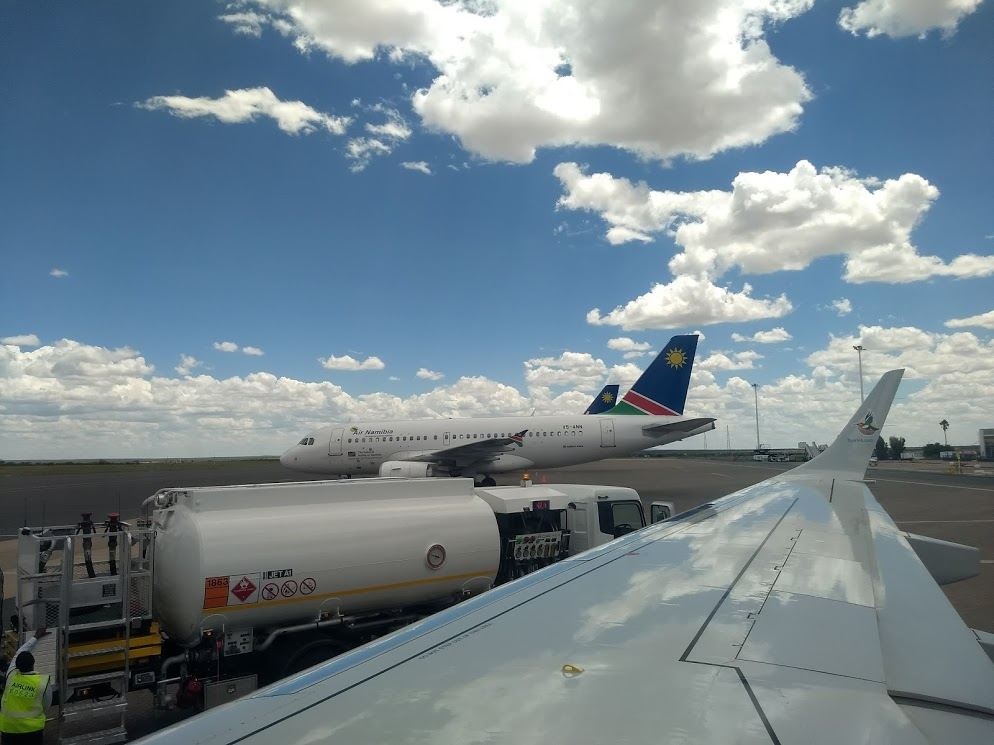 technical stop in windhoek