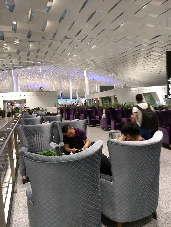 shenzhen airport priority pass lounge