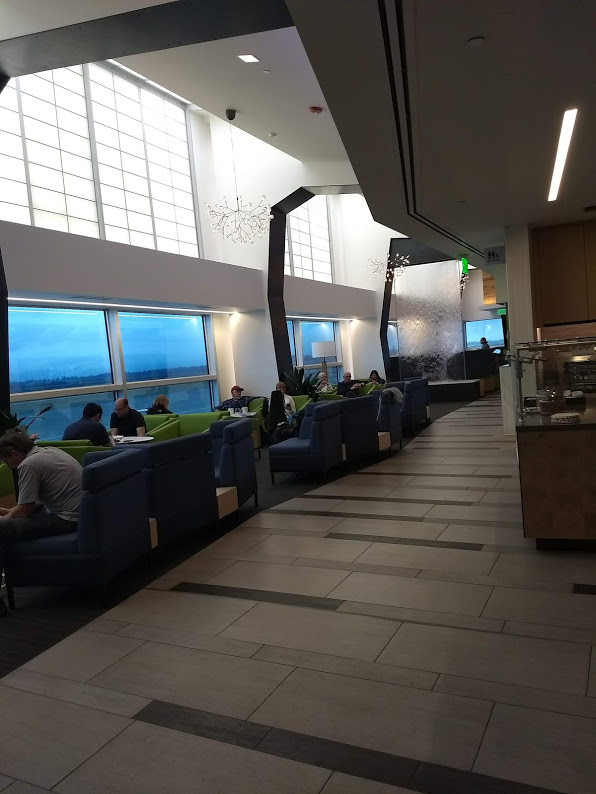 Alaska Airlines Sea-Tac C Lounge
